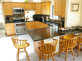 Kitchen Redesign In Salem, New Hampshire